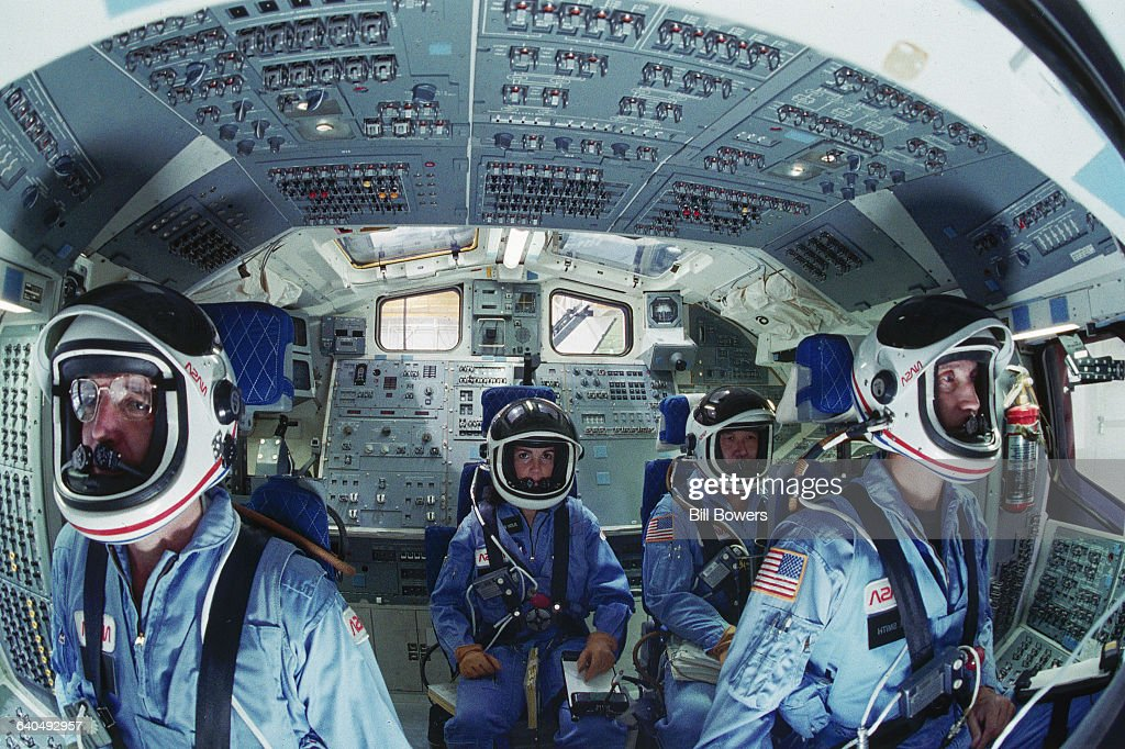 the challenger space shuttle mission - photo #30