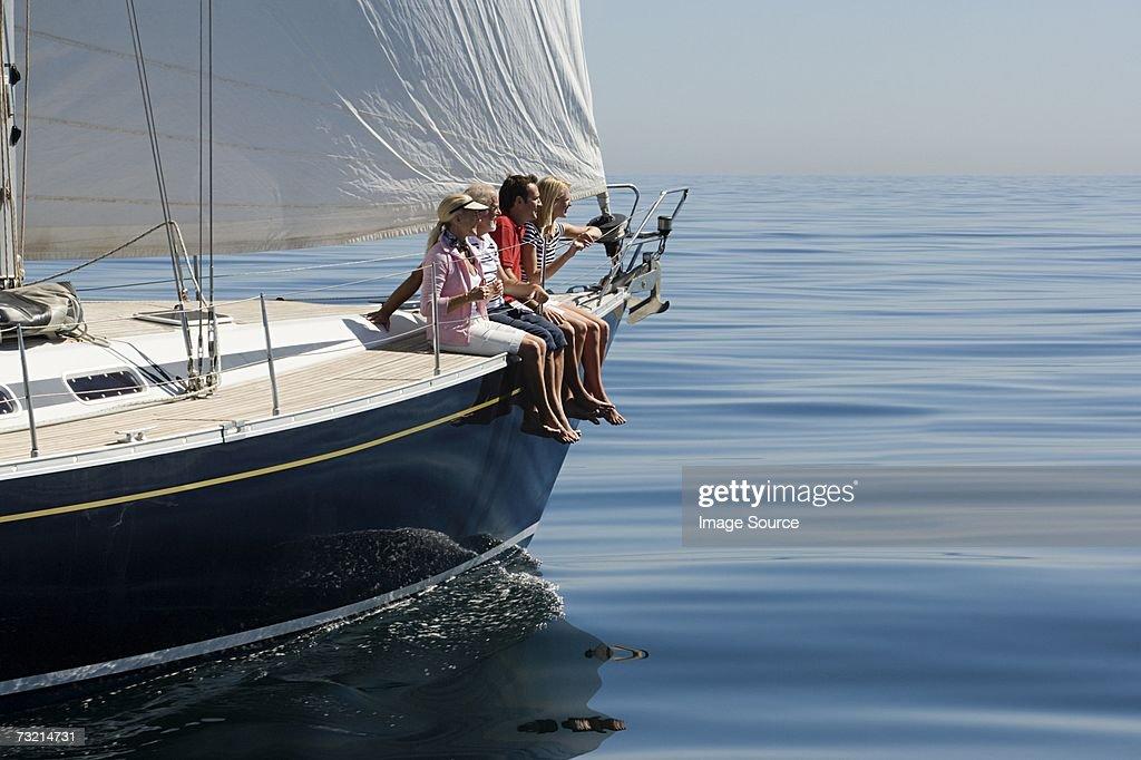 Sonstige Spielzeug-Artikel SA Segelboot