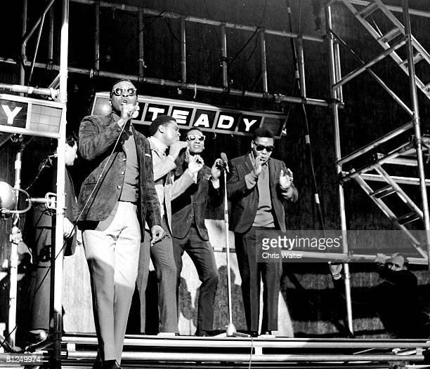 Four Tops 1965 on Ready Steady Go
