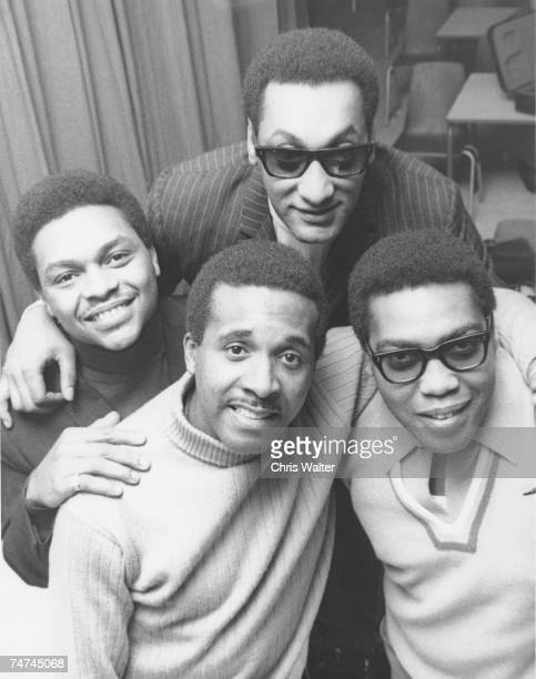 Four Tops 1966 during Music File Photos The 1960s by Chris Walter at the Music File Photos 1960's in London United Kingdom