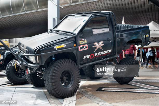 Four Wheel Drive Sports Trucks