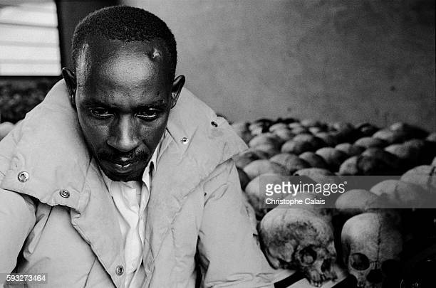 Four years after the Rwanda genocide our photographer Christophe Calais visited the country to listen to survivors accounts of the genocide The...