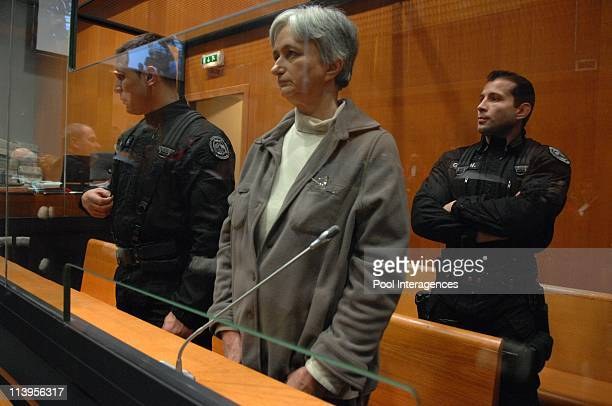 Fourniret trial in Charleville Mezieres France on March 27 2008Opening of trial of Michel and Monique Olivier Fourniret at the assizes court of...