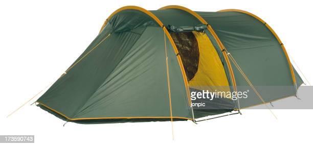 Vier-Personen-Tunnel Zelt