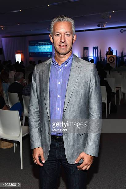Foursquare VP for Sales Michael Rosen speaks onstage at the The Location Summit panel presented by The Weather Company during Advertising Week 2015...