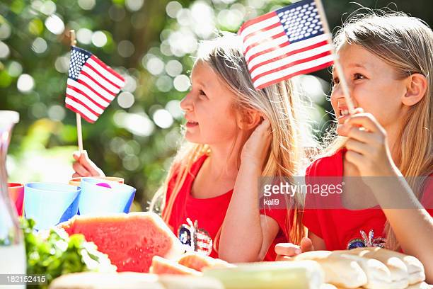 Fourth of July or Memorial Day picnic