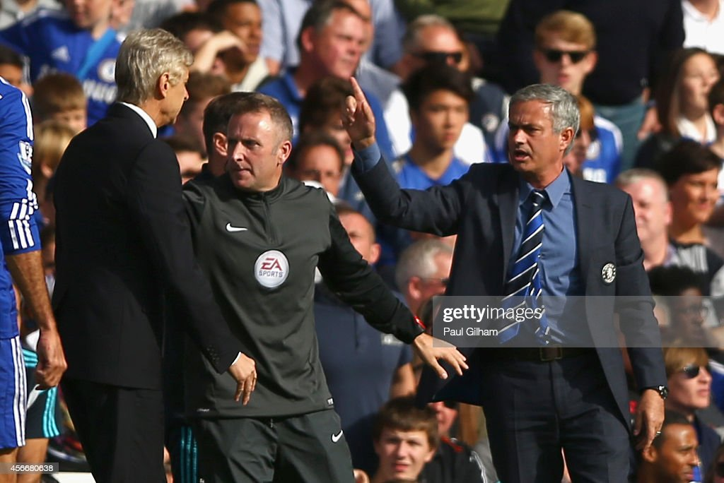 Chelsea v Arsenal - Premier League : News Photo