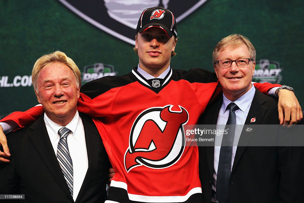 2011 NHL Entry Draft - Round One : News Photo