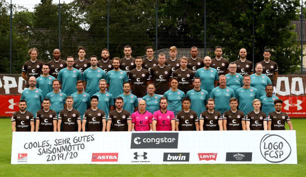DEU: FC St. Pauli - Team Presentation