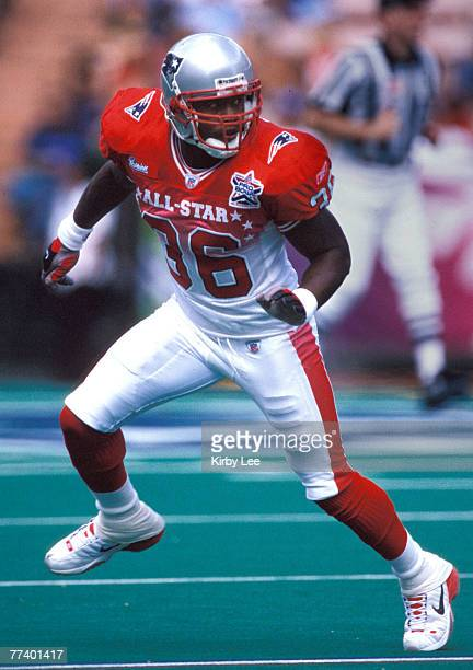 Fourtime Pro Bowl safety Lawyer Milloy shown playing in the Pro Bowl on Feb 9 2002 in Honolulu HI was cut by the New England Patriots on Tuesday Sept...
