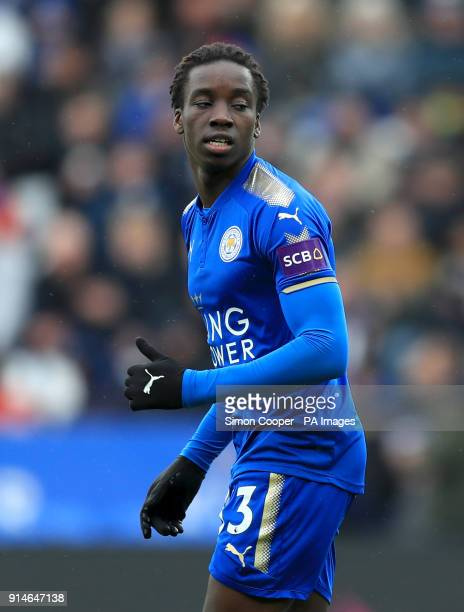 Fousseni Diabate Leicester City