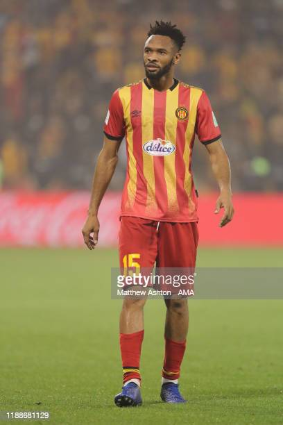 Fousseny Coulibaly of Esperance Sportive de Tunis during the FIFA Club World Cup 2nd round match between Al Hilal and Esperance Sportive de Tunis at...