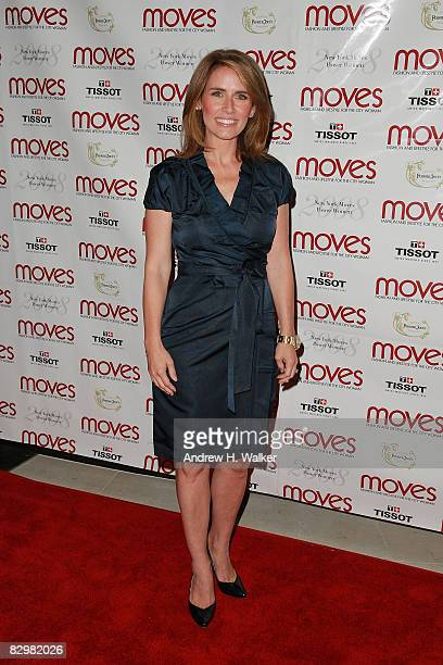 Fox Business New's Alexis Glick attends the 5th annual Moves Power Women Awards at The Carlton on September 23 2008 in New York City