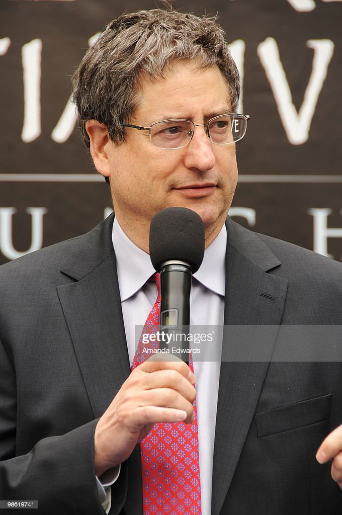 Fox Film Entertainment Chairman and CEO Tom Rothman attends the 20th Century Fox & Earth Day Network's 'Avatar' Tree Planting Event on April 22, 2010 in Los Angeles, California.