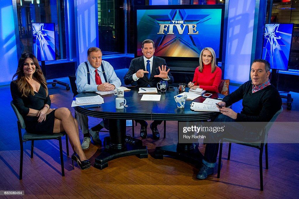 """Bob Beckel Rejoins """"The Five"""" : News Photo"""