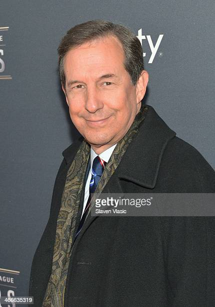Fox News anchor Chris Wallace attends the 3rd Annual NFL Honors at Radio City Music Hall on February 1 2014 in New York City
