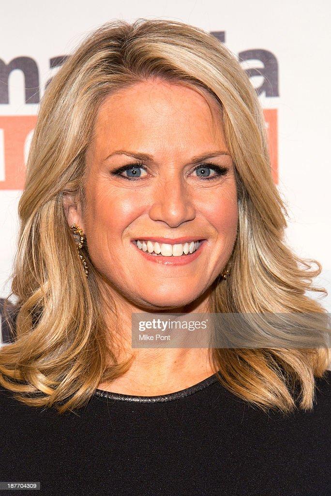 Fox News Anchor Martha Maccallum