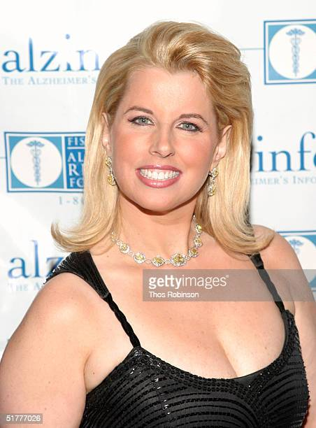 Fox News anchor Rita Cosby attends the Fisher Center Gala at JeanGeorges V Steakhouse November 22 2004 in New York City