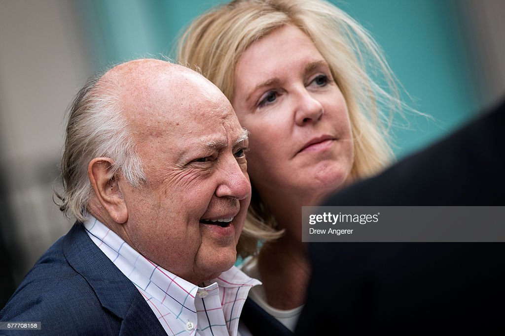 Media Reports Say Roger Ailes Negotiating Departure Terms At Fox News : News Photo