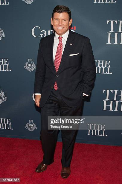 Fox News Channel anchor Bret Baier attends The Hill's and Entertainment Tonight's celebration of the 100th White House Correspondents' Association...
