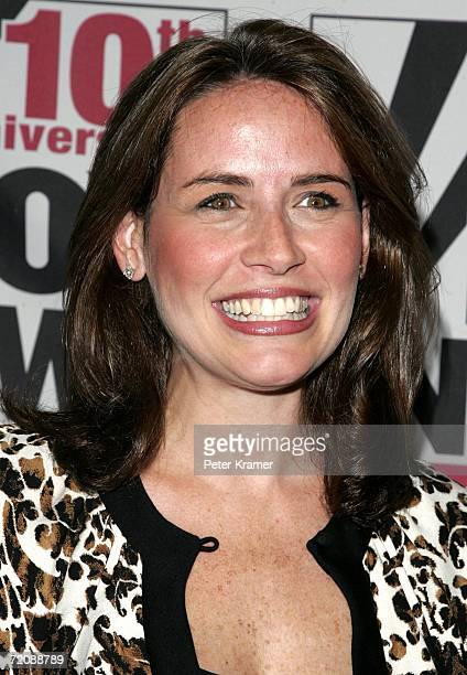 Fox News Channel's director of business Alexis Glick attends the Fox News Channel 10th Anniversary celebration on October 4 2006 in New York City