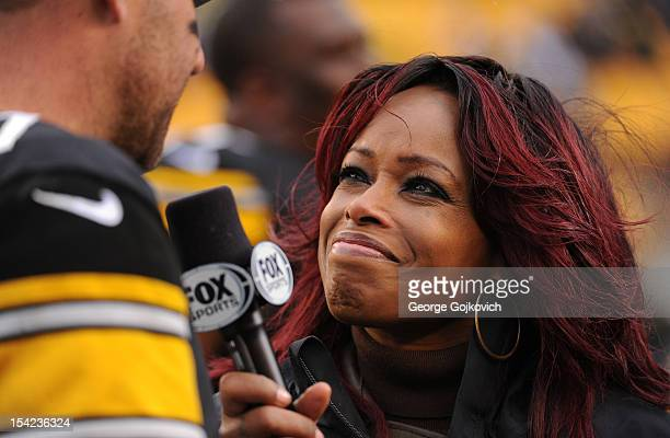 Pam Oliver Pictures and Photos - Getty Images