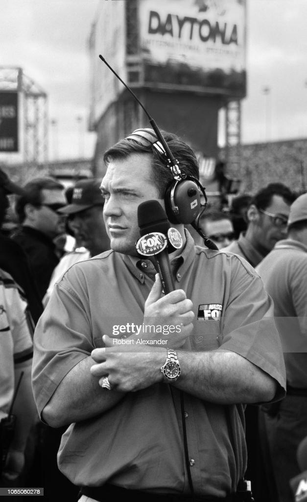 2002 Daytona 500 NASCAR race : News Photo
