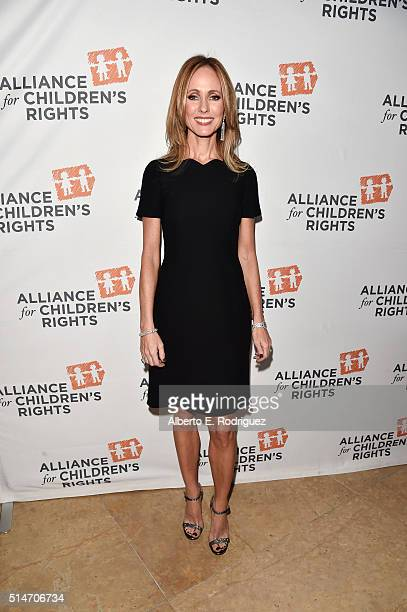 Fox Television Group Chairman/CEO and honoree Dana Walden attends the Alliance for Children's Rights' 24th annual dinner at The Beverly Hilton Hotel...