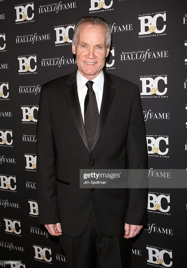 Fox Television Stations Jack Abernethy attends at 2012 Broadcasting & Cable Hall Of Fame Awards The Waldorf Astoria on December 17, 2012 in New York City.