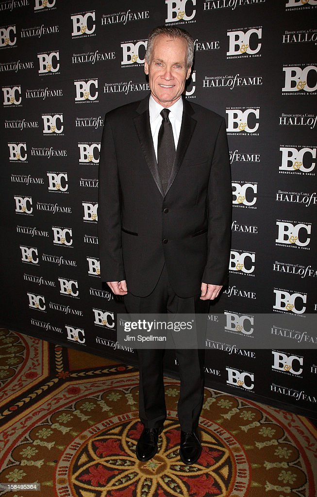 CEO Fox Television Stations Jack Abernethy attends at 2012 Broadcasting & Cable Hall Of Fame Awards The Waldorf Astoria on December 17, 2012 in New York City.