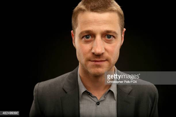 Fox's 'Gotham' actor Ben McKenzie poses for a portrait during Fox's 2014 Summer TCA Tour at The Beverly Hilton Hotel on July 20 2014 in Beverly Hills...