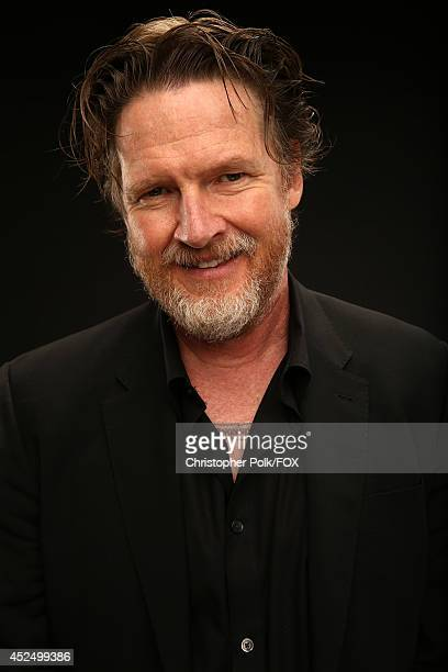 Fox's 'Gotham' actor Donal Logue poses for a portrait during Fox's 2014 Summer TCA Tour at The Beverly Hilton Hotel on July 20 2014 in Beverly Hills...