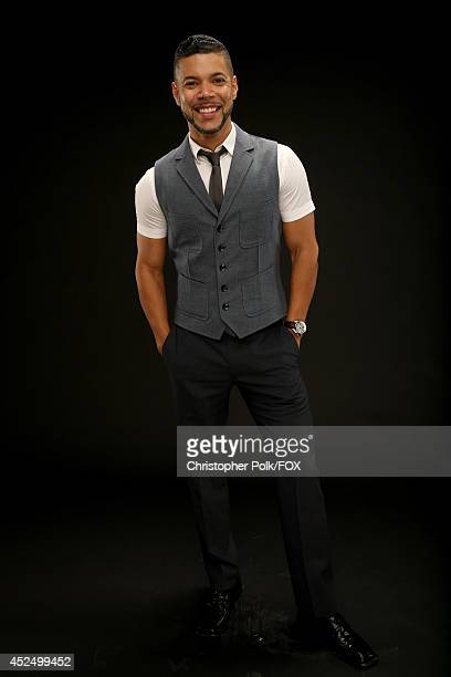 Fox's 'Red Band Society' actor Wilson Cruz poses for a portrait during Fox's 2014 Summer TCA Tour at The Beverly Hilton Hotel on July 20 2014 in...