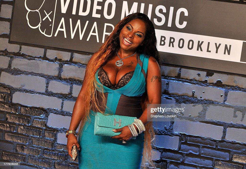 2013 MTV Video Music Awards - Arrivals : News Photo
