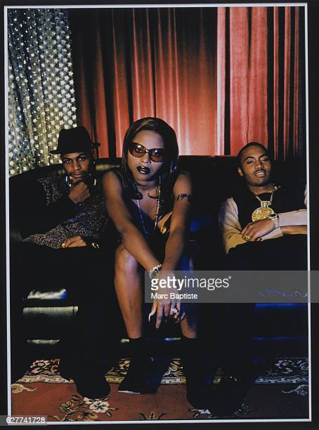 Foxy Brown Nas and AZ
