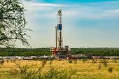 Fracking American Shale Well -Eagle Ford Basin Oil