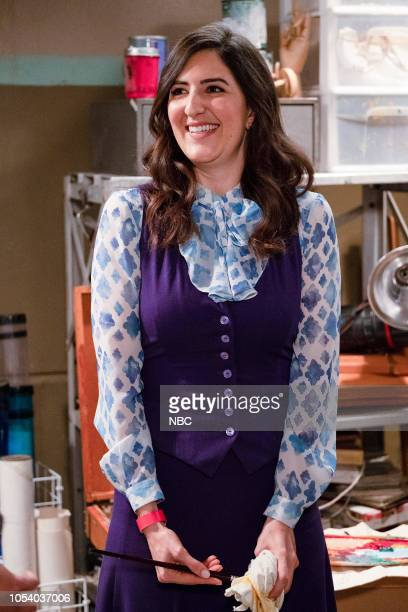 PLACE A Fractured Inheritance Episode 307 Pictured D'Arcy Carden as Janet