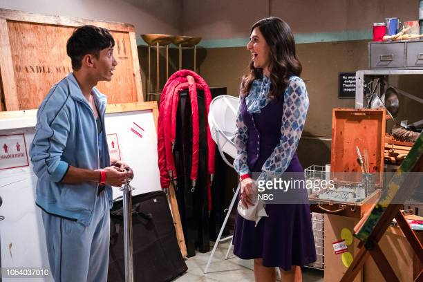 PLACE A Fractured Inheritance Episode 307 Pictured Manny Jacinto as Jason D'Arcy Carden as Janet