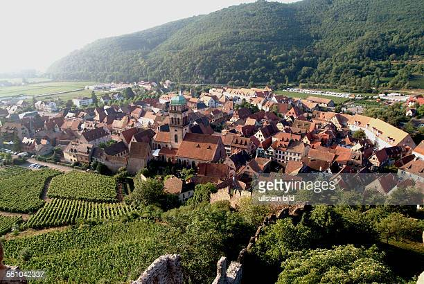 A journey worth is the small small town Kaysersberg in the Elsass not only because of its vineyards the historical old part of town its storks but...