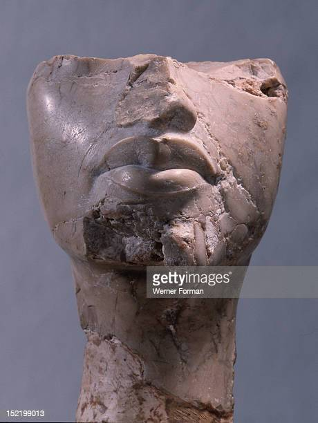 Fragment of an Amarna head It is thought to represent princess Kia a concubine of Akhenatons and possibly the mother of his successor Smenkhkare...
