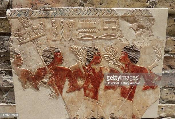 Egyptian soldiers and Nubian mercenaries