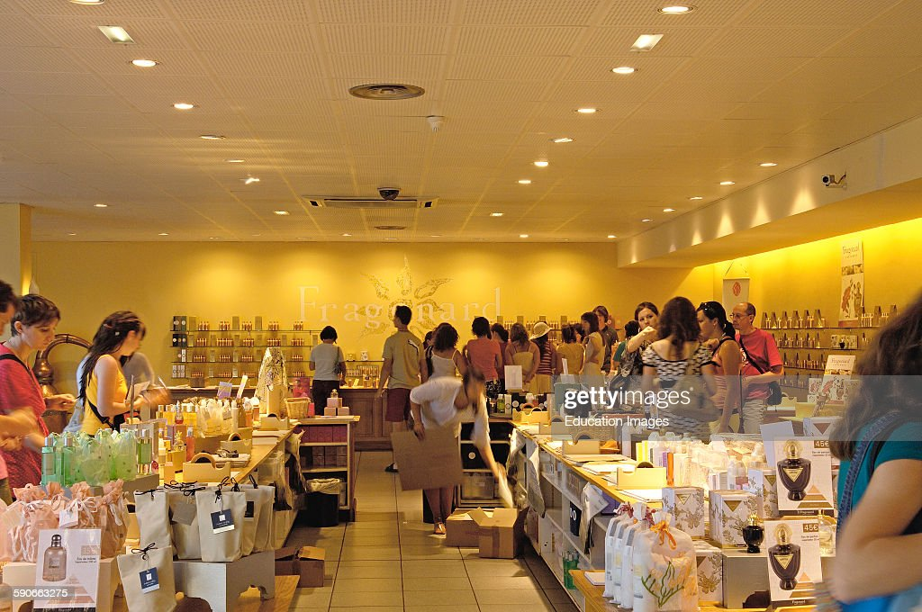 Fragonard perfume factory, Grasse, worldwide capital of ...