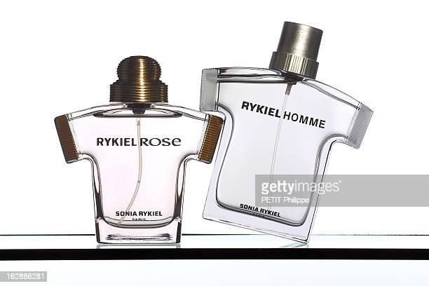 Fragrances Duo Flacon de parfum RYKIEL ROSE pour femme et flacon de parfum RYKIEL homme