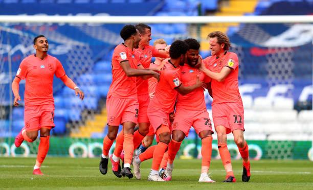 GBR: Birmingham City v Huddersfield Town - Sky Bet Championship