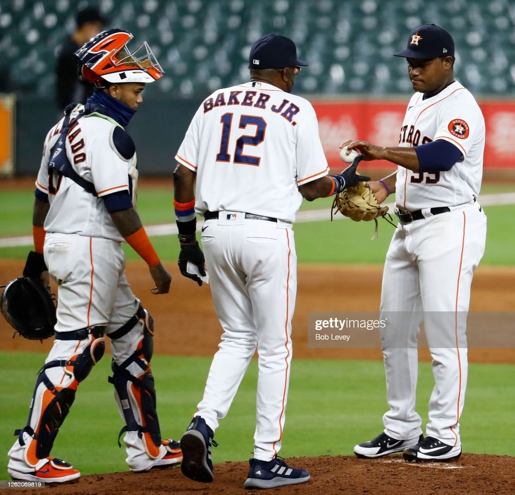 Los Angeles Dodgers v Houston Astros : News Photo