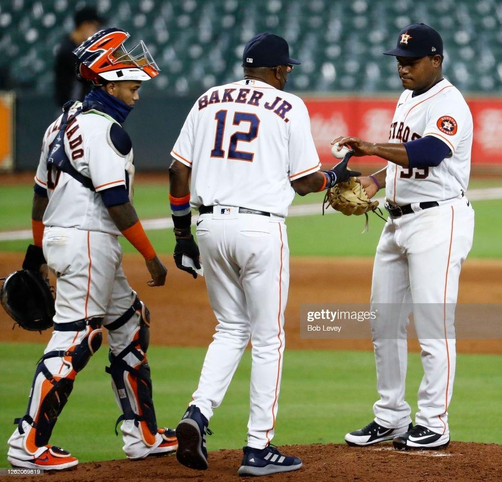 Los Angeles Dodgers v Houston Astros : ニュース写真