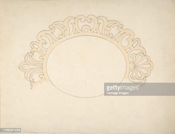 Frame Design 19th century Artist Anon