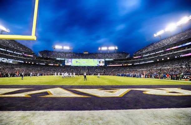 NFL: DEC 23 Colts at Ravens Pictures | Getty Images