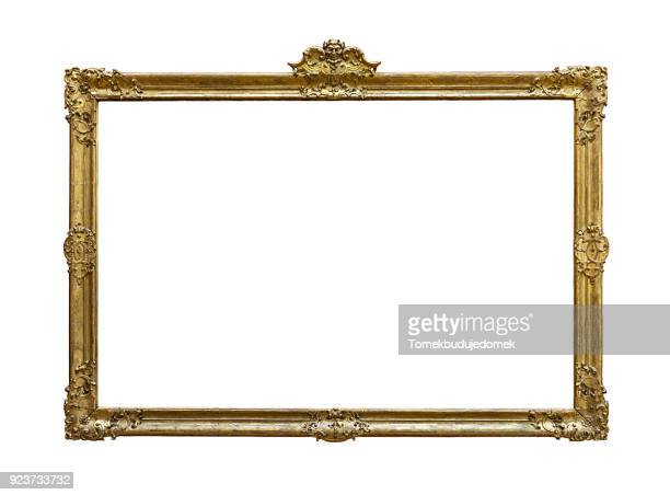 frame - gilded stock pictures, royalty-free photos & images