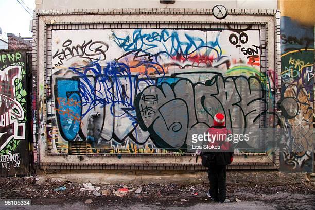 framed art - 公共物破壊 ストックフォトと画像